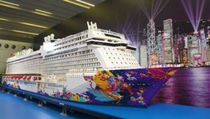Dream Cruises breaks world record