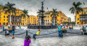 Lima accounts for over a half of Peru´s tourism