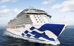 Princess Cruises to name next ship Sky Princess