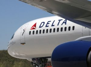 Delta Air Lines reports October 2017 operating performance