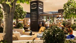 New ambience for Departures Hall B at Frankfurt Airport