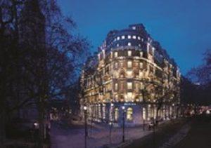 Corinthia Hotel London and Corinthia Hotel Budapest win Condé Nast Traveler 2017 Readers' Choice Awards