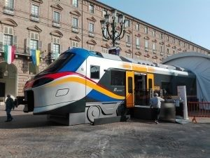 Pop and Rock trains set to take off in Piedmont, Italy