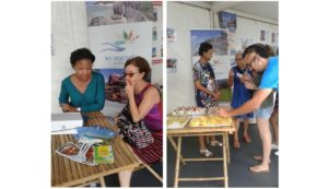 Seychelles Tourism Board joins Florilèges consumer fair in Reunion