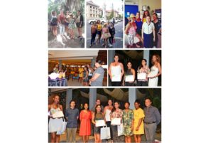 Travel professionals from Reunion island certified Seychelles SMART agents