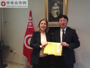 Tunisia's Tourism Minister Salma Elloumi: Tunisia loves Chinese Visitors