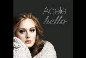 Hello. Can I sit next to someone like you? Adele tops list of fantasy flight companions