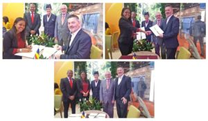 Seychelles Tourism board signs 2-year marketing agreement with British Airways