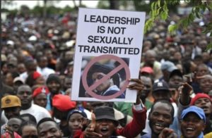 Zimbabwe: Where is the UN? Many citizens happy, others arrested, tortured and some murdered