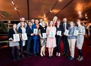 Visit Belfast, RCN and MCI UK win at ABPCO Excellence Awards