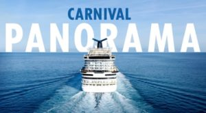 Carnival Cruise Line's new Vista-class ship to be named Carnival Panorama