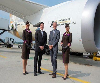 Abu Dhabi – Amman soon twice a day on Etihad Airways