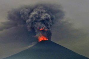Bali bracing for volcanic eruption: Stranded tourists wait for rescue flights
