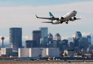 WestJet adds six dozen flights to Calgary hub