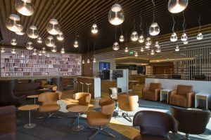 New Lufthansa lounge in Milan Malpensa Airport opens