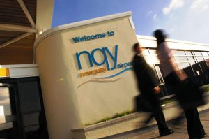 Cornwall Airport Newquay UK's fastest growing airport for a second consecutive year