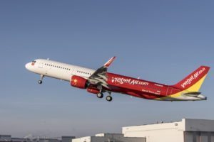 Vietjet converts order for 42 Airbus A320neo to A321neo