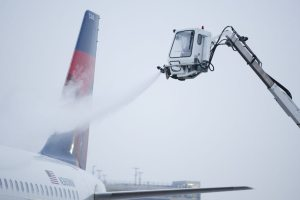 Delta Air Lines: Southern snow, ice cause additional flight disruptions