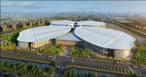 National Exhibition and Convention Center will launch its first event