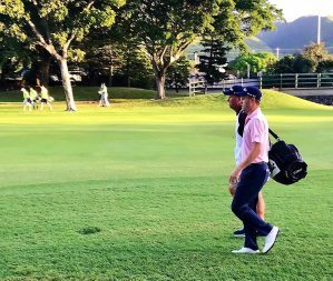20th annual Sony Open in Hawaii draws 50,000 visitors