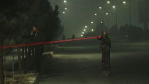 Inter-Continental Hotel in Kabul under siege by armed attackers