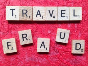 Fraud in the travel industry