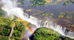 Zambia's Victoria Falls to magically appear in London