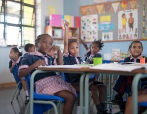 Lufthansa's aid group creating prospects for disadvantaged children in South Africa