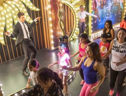Ranbir Kapoor dares guests to take the dancefloor at Madame Tussauds Singapore