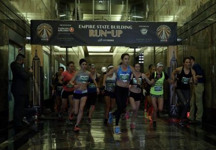 Turkish Airlines sponsors 41st Annual Empire State Building Run-Up
