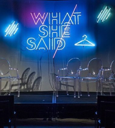 W Hotels re-ignites the What She Said conversation