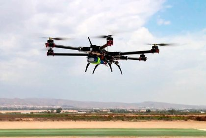 Multi rotor commercial drone segment to record higher growth in Middle East UAV market