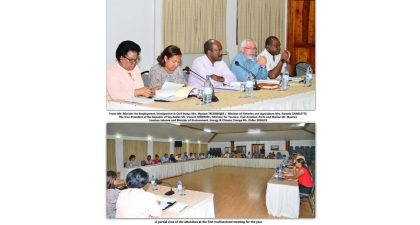 First Multi-sectoral meeting for 2018 brings Seychelles tourism industry stakeholders together