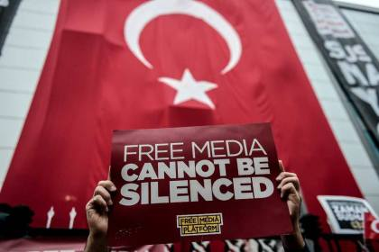 New law proposed on Turkish press freedom – really?