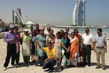 India: Number one source market for Dubai