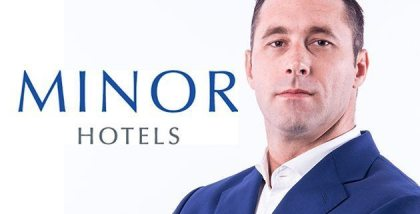 Minor Hotels appointment for Indian Ocean and South Africa