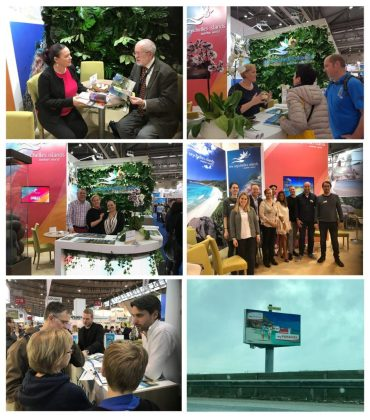 Seychelles Tourism Board office in Frankfurt kicks off 2018 with participation in key tourism fairs in Germany and Austria