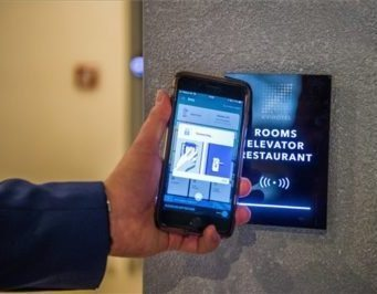 Europe's first hotel controlled by guest smartphones opens in Hungary
