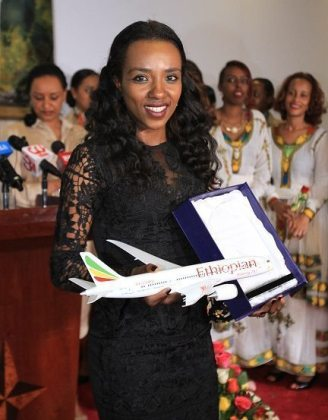 Ethiopian Airlines names Olympic Champion, Tirunesh Dibaba, as Brand Ambassador