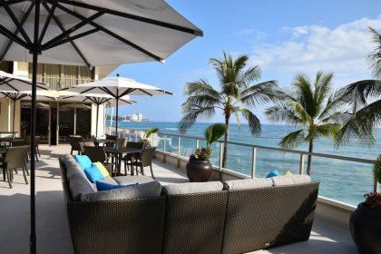 Outrigger Waikiki Beach Resort opening Voyager 47 Club Lounge