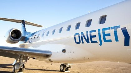 OneJet introduces service to West Palm Beach
