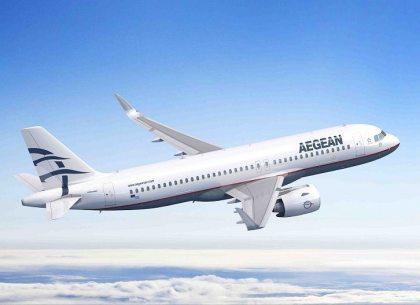 Aegean ‎Airlines commits to 30 A320neo Family aircraft