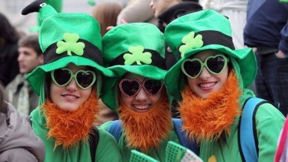 2018's Best Cities for St. Patrick's Day Celebrations named