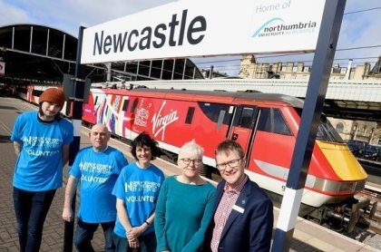 Virgin Trains encourages more people to 'Get North'