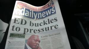 Arrest warrant issued for Zimbabwe Tourism Authority CEO Karikoga Kaseke