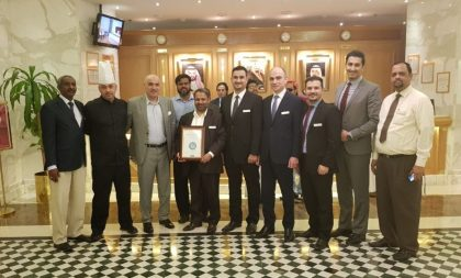 Madinah Mövenpick Hotel: Team work and sustainability routine deliver results