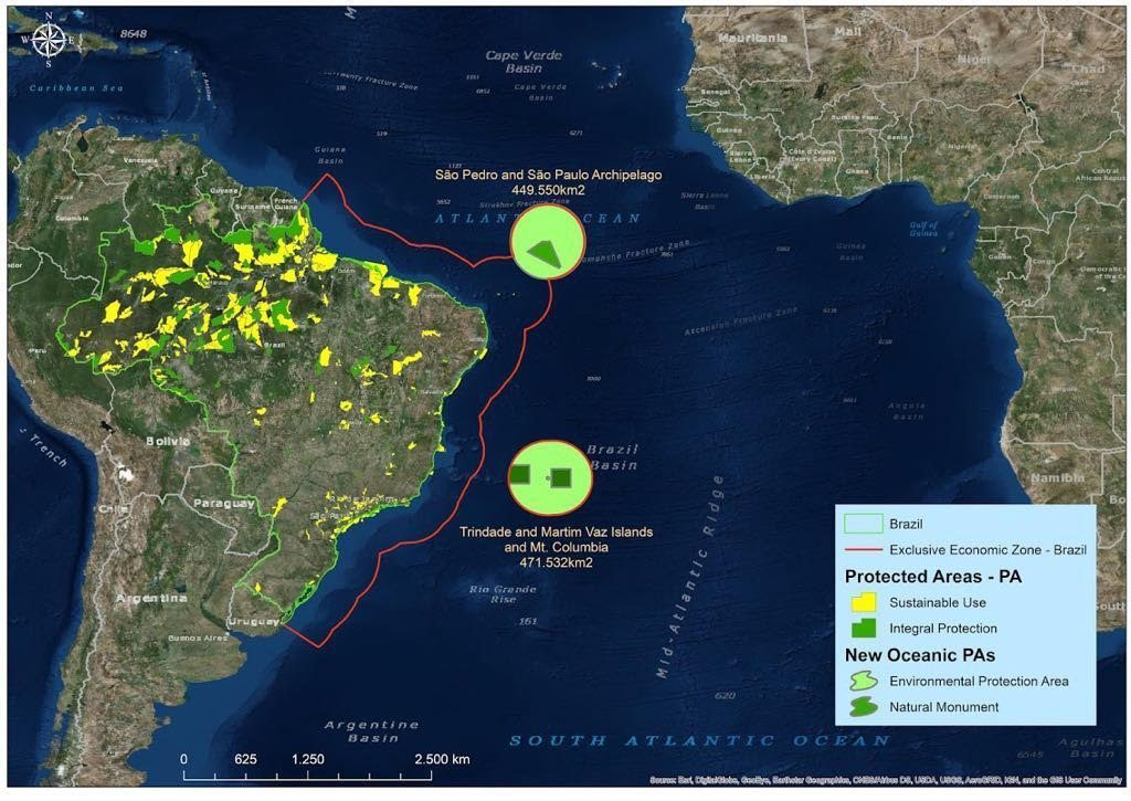 Brazil makes history: Establishes first oceanic no-take zones