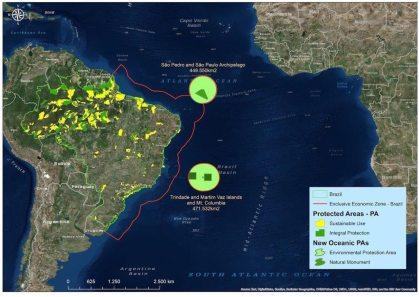 Brazil makes history: Establishes first oceanic no-take zones