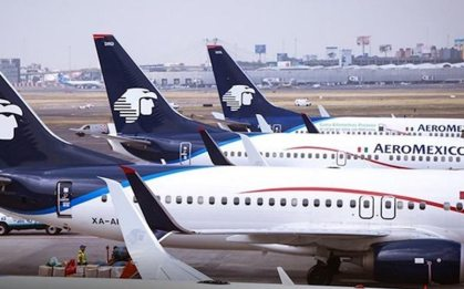 Aeromexico reports March 2018 traffic results