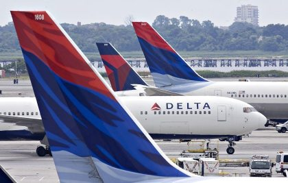 Delta Airlines means more USA- Europe this summer
